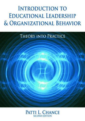 Introduction to Educational Leadership & Organizational Behavior book cover
