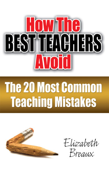 How the Best Teachers Avoid the 20 Most Common Teaching Mistakes book cover