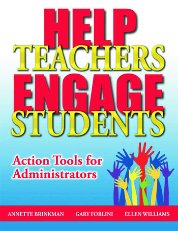 Help Teachers Engage Students Action Tools for Administrators book cover