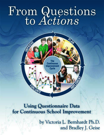 From Questions to Actions Using Questionnaire Data for Continuous School Improvement book cover