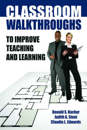 Classroom Walkthroughs To Improve Teaching and Learning book cover