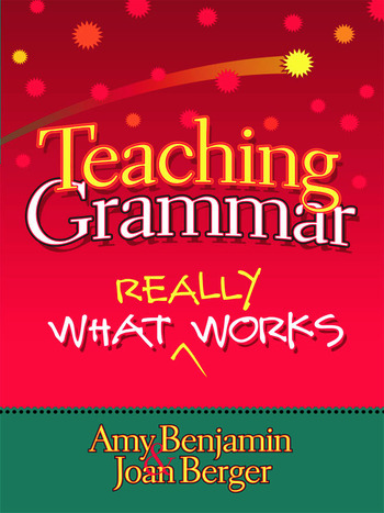 Teaching Grammar What Really Works book cover