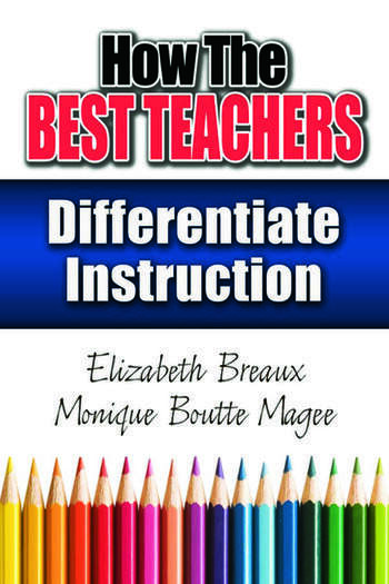 How the Best Teachers Differentiate Instruction book cover