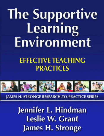 Supportive Learning Environment, The Effective Teaching Practices book cover