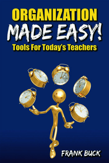 Organization Made Easy! Tools For Today's Teachers book cover