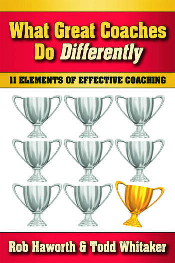 What Great Coaches Do Differently 11 Elements of Effective Coaching book cover