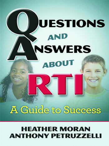 Questions & Answers About RTI A Guide to Success book cover