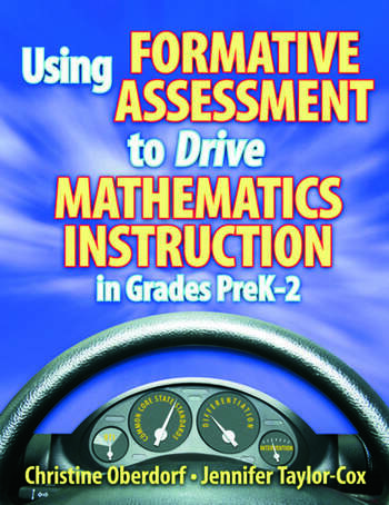Using Formative Assessment to Drive Mathematics Instruction in Grades PreK-2 book cover