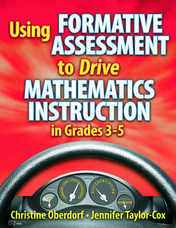 Using Formative Assessment to Drive Mathematics Instruction in Grades 3-5 book cover