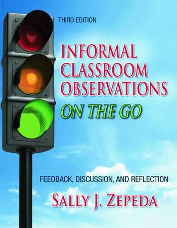 Informal Classroom Observations On the Go Feedback, Discussion and Reflection book cover