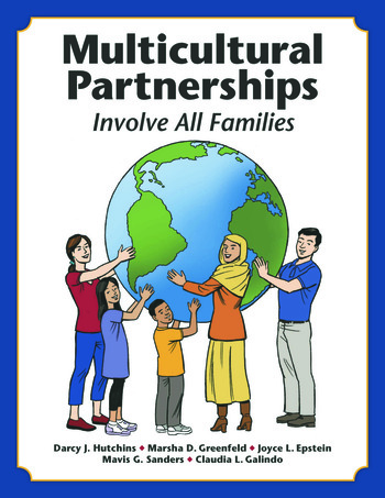 Multicultural Partnerships Involve All Families book cover