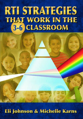 RTI Strategies that Work in the 3-6 Classroom book cover