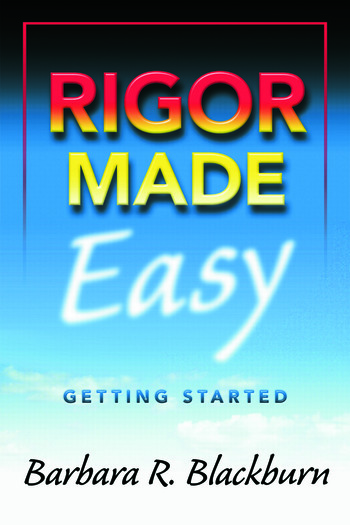 Rigor Made Easy Getting Started book cover