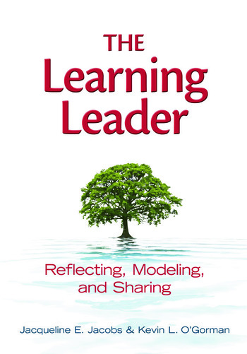 Learning Leader, The Reflecting, Modeling, and Sharing book cover