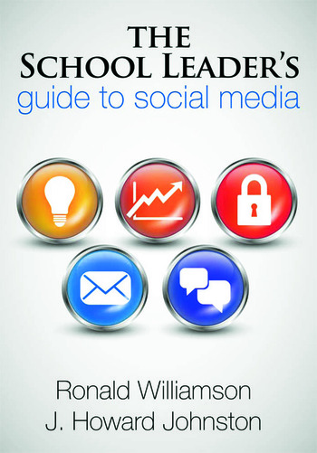The School Leader's Guide to Social Media book cover