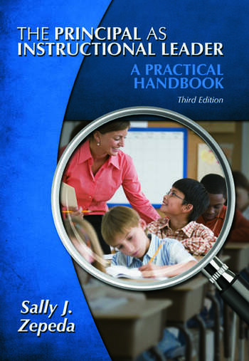 The Principal as Instructional Leader A Practical Handbook book cover