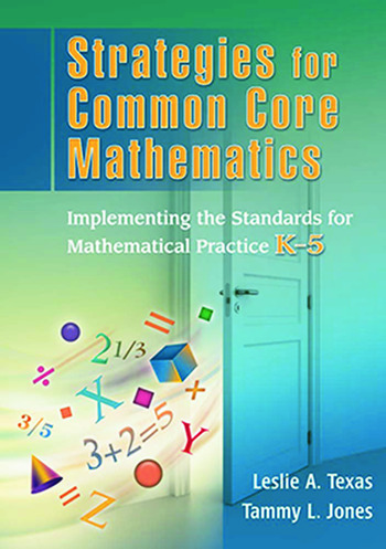 Strategies for Common Core Mathematics Implementing the Standards for Mathematical Practice, K-5 book cover