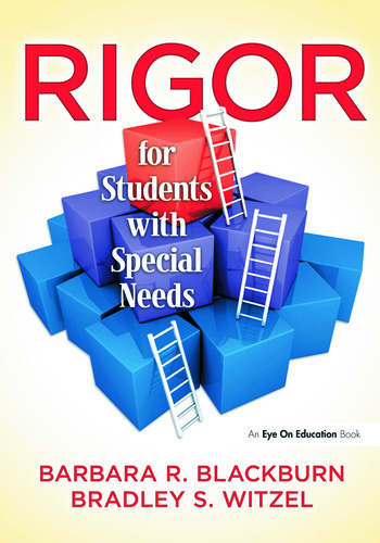 Rigor for Students with Special Needs book cover