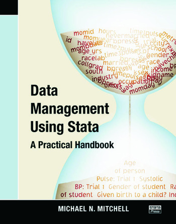 Data Management Using Stata A Practical Handbook book cover