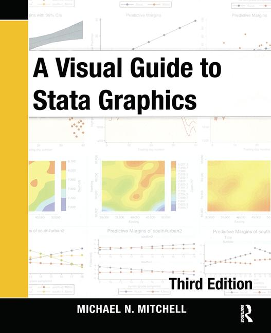 A Visual Guide to Stata Graphics book cover