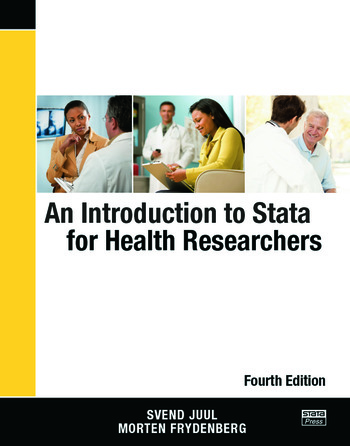 An Introduction to Stata for Health Researchers, Fourth Edition book cover