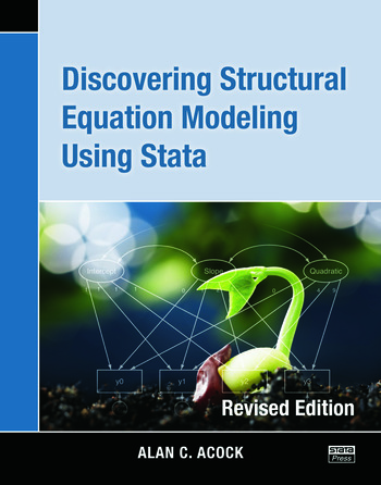 Discovering Structural Equation Modeling Using Stata Revised Edition book cover