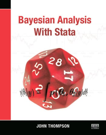 Bayesian Analysis with Stata book cover