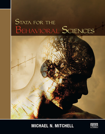 Stata for the Behavioral Sciences book cover