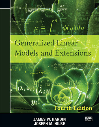 Generalized Linear Models and Extensions Fourth Edition book cover