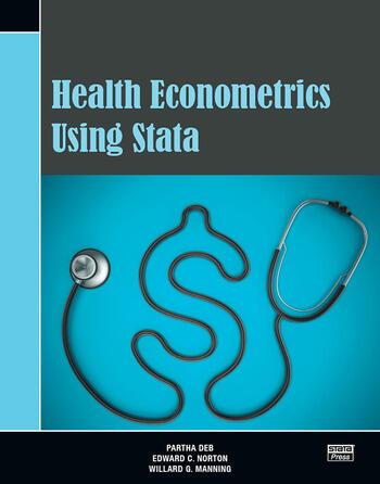 Health Econometrics Using Stata book cover