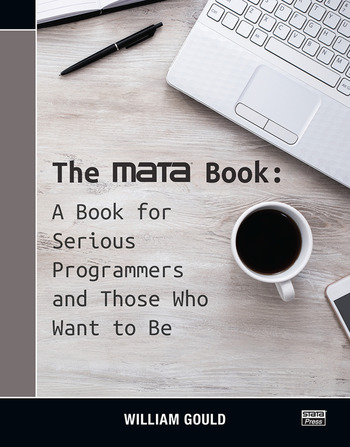 The Mata Book A Book for Serious Programmers and Those Who Want to Be book cover