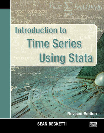 Introduction to Time Series Using Stata Revised Edition book cover