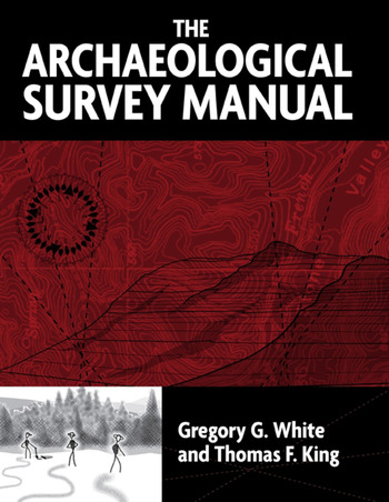 The Archaeological Survey Manual book cover