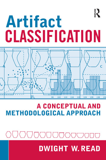Artifact Classification A Conceptual and Methodological Approach book cover