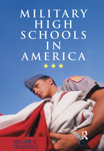 Military High Schools in America book cover