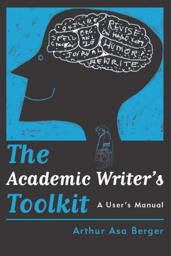 The Academic Writer's Toolkit A User's Manual book cover