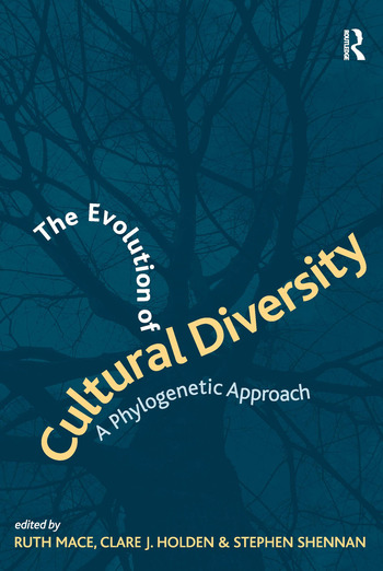The Evolution of Cultural Diversity A Phylogenetic Approach book cover