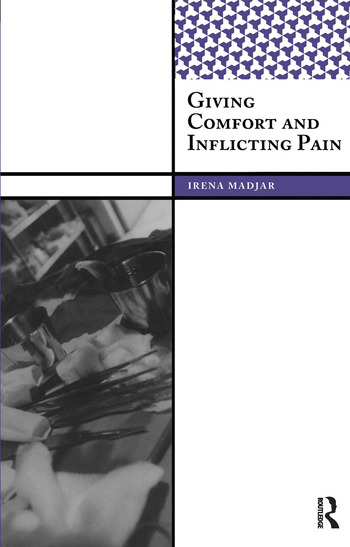 Giving Comfort and Inflicting Pain book cover