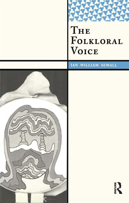 The Folkloral Voice book cover