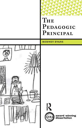 The Pedagogic Principal book cover