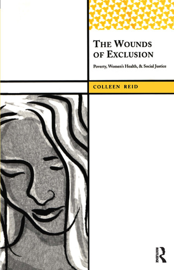 The Wounds of Exclusion Poverty, Women's Health, and Social Justice book cover