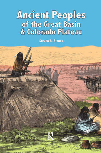 Ancient Peoples of the Great Basin and Colorado Plateau book cover