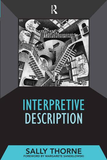 Interpretive Description book cover