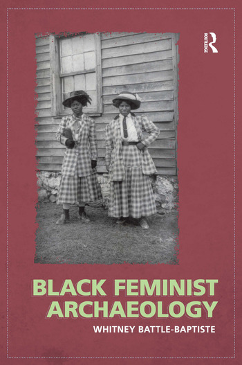Black Feminist Archaeology book cover