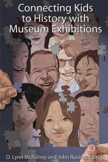 Connecting Kids to History with Museum Exhibitions book cover