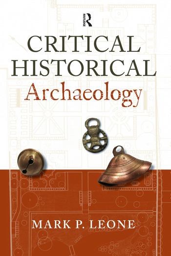 Critical Historical Archaeology book cover