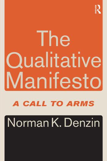 The Qualitative Manifesto A Call to Arms book cover