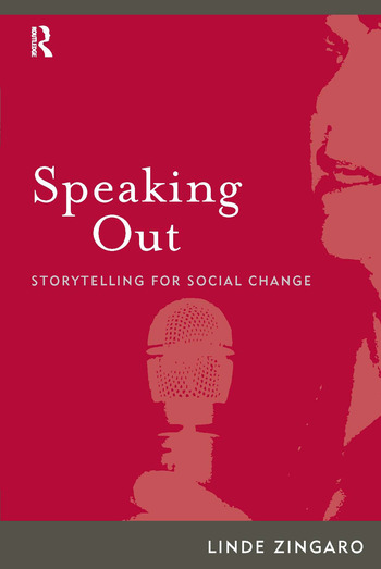 Speaking Out Storytelling for Social Change book cover