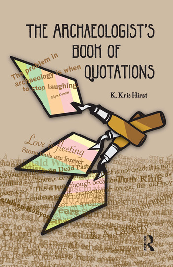 The Archaeologist's Book of Quotations book cover