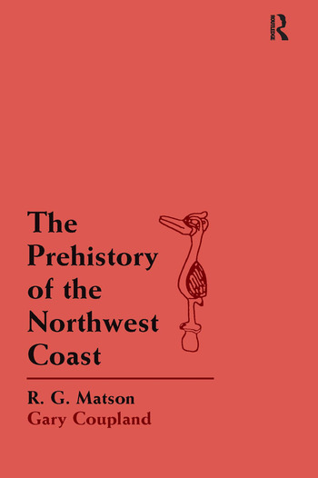 The Prehistory of the Northwest Coast book cover